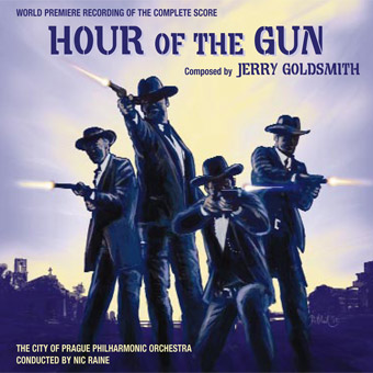 Jerry Goldsmith - Hour of the Gun